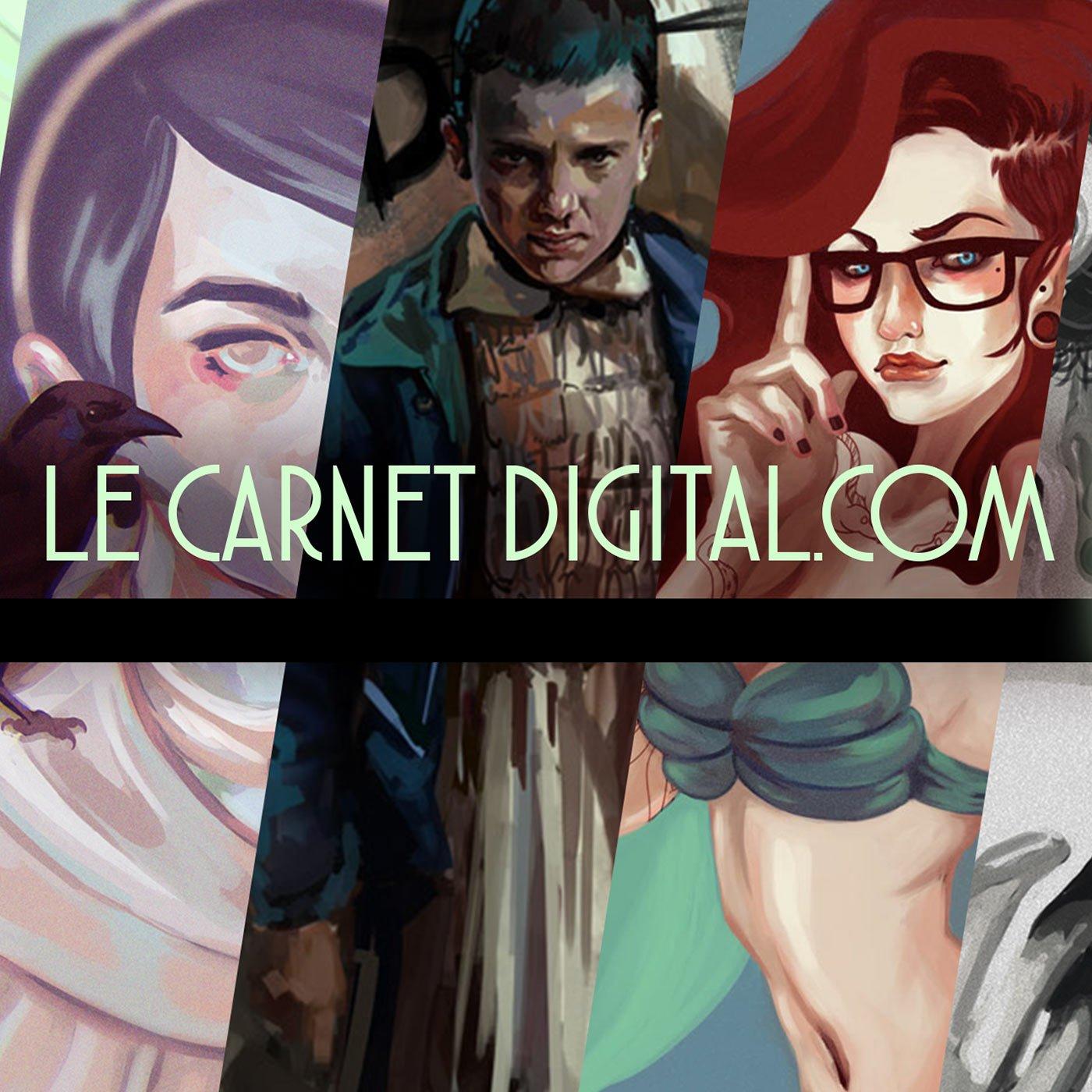 Le Carnet Digital